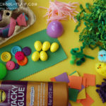 3D Easter Collages