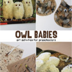 Owl Babies Art Activities