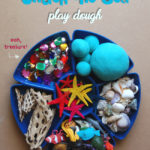 Under the Sea Play Dough Activity