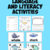 Under the Sea Language and Literacy Activities