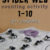 Spider Web Counting Activity